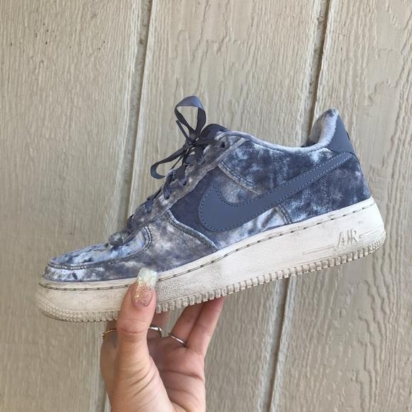 the best attitude e64b6 4818f ... promo code nike sz 7.5 5.5 velvet air force 1 sneakers shoes 8df6a d0c2d